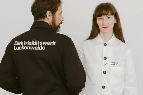 Artful Collaborative Monochromatic Clothes