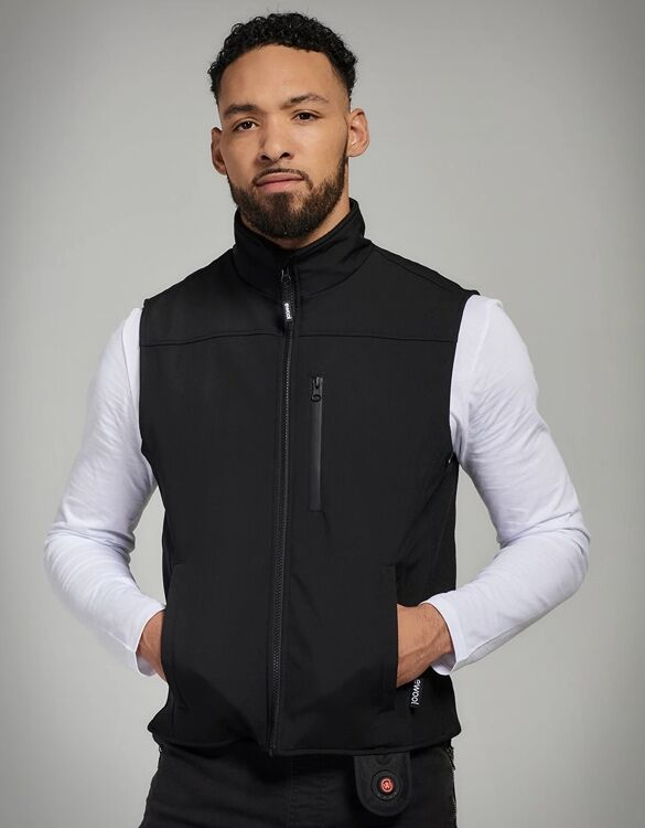Instant Heat-Up Winter Vests