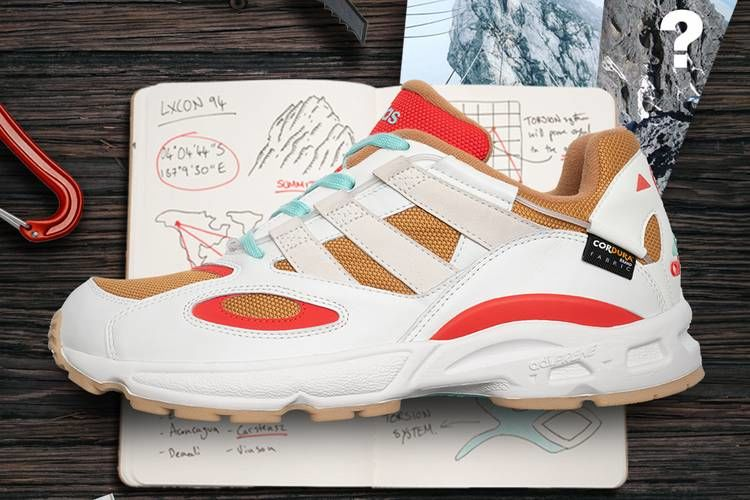 Adventure-Inspired Shoes