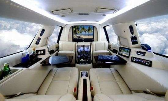 Executive Mobile Offices