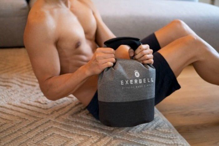 Collapsible Water-Filled Kettlebells