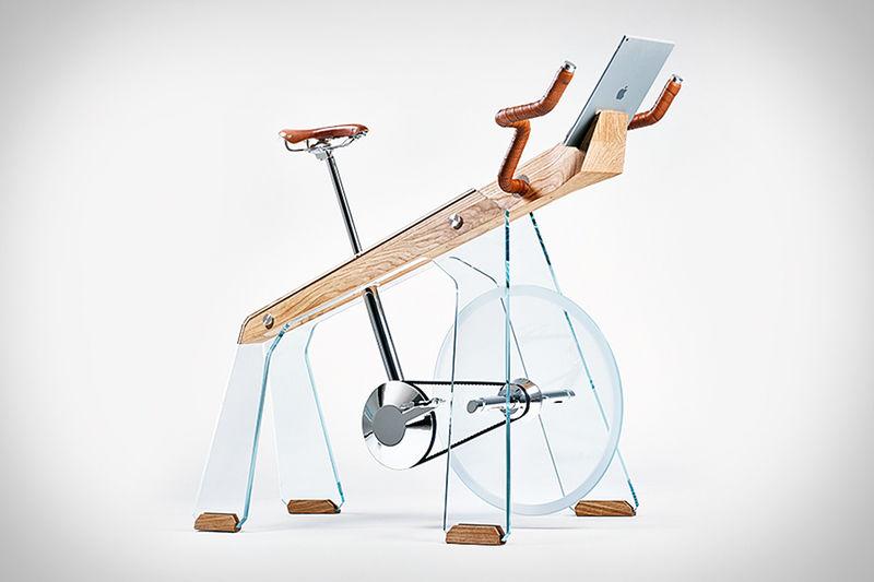Artwork Exercise Equipment