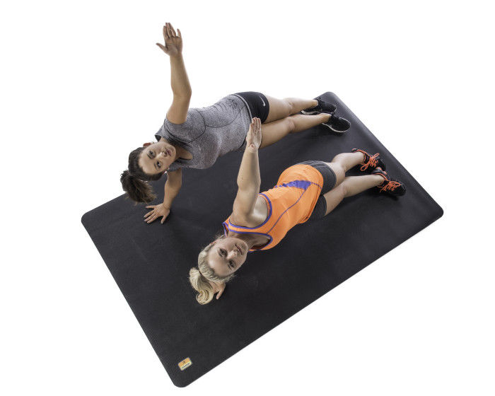 two person yoga mats exercise mat