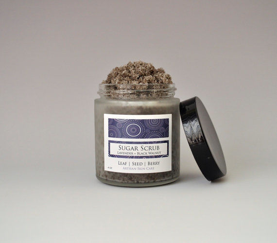 Walnut-Based Exfoliating Scrubs