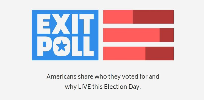 Exit Poll Apps