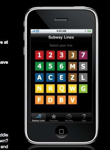 Commuter iPhone Apps