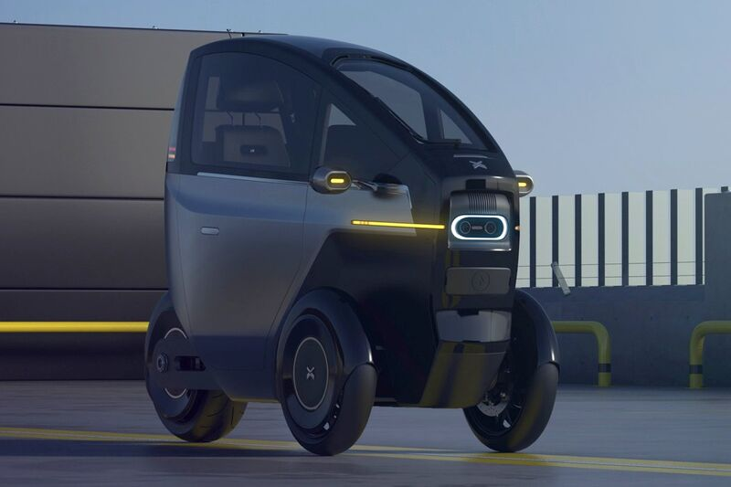 Speedy Zero-Emissions Trikes