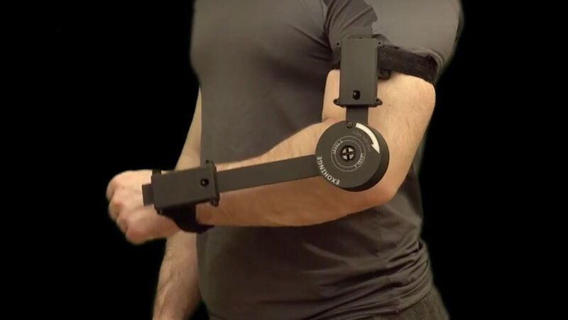 Exoskeleton Exercise Equipment