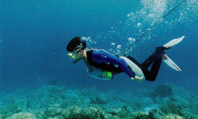 Unlimited Air Diving Tanks