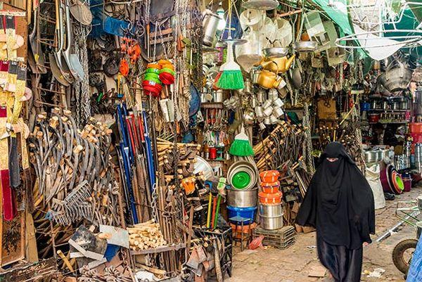 Exotic Marketplace Photography