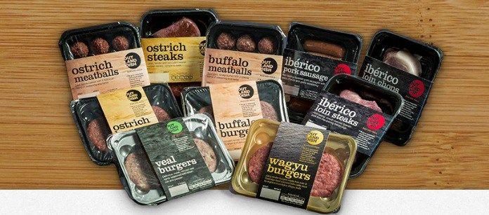Prepackaged Exotic Meats