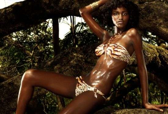 Fashion Photography in Brazilian Jungles