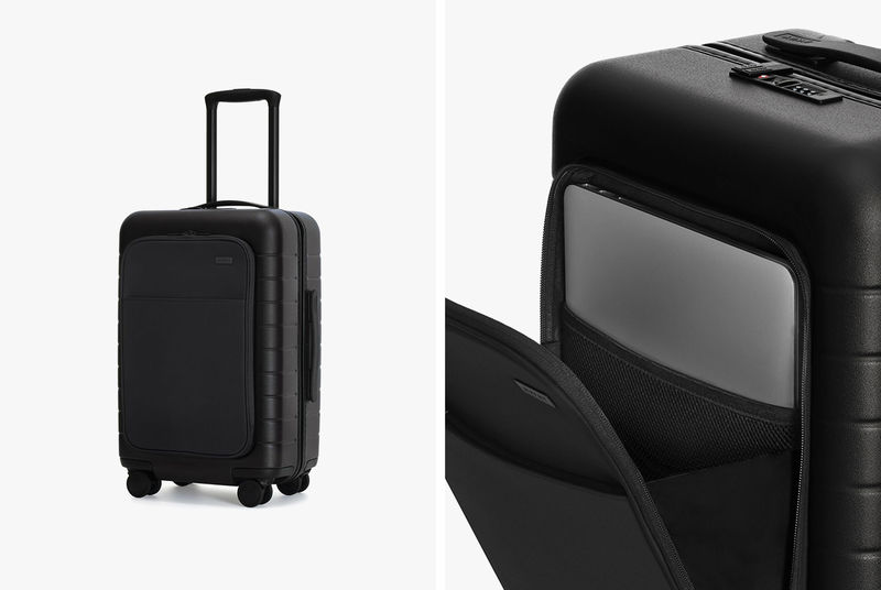Luxe Expandable Travel Bags