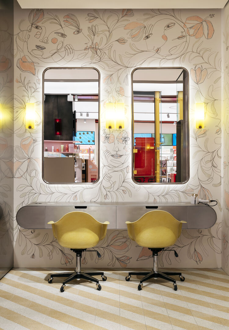 Expansive Beauty Retailers