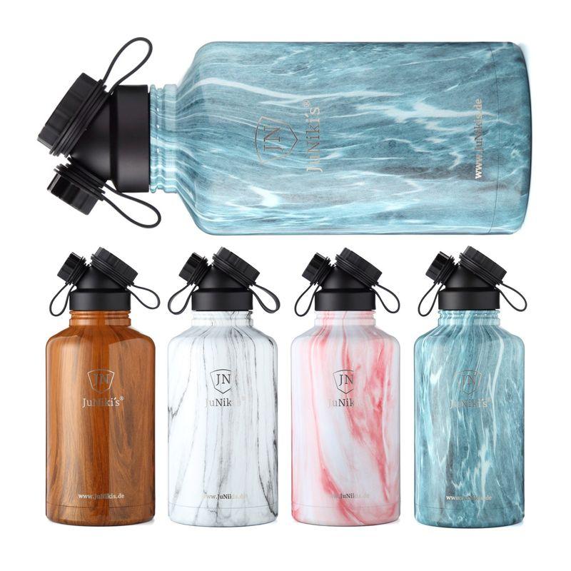 Luxe Double-Neck Water Bottles