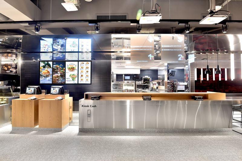 Futuristic Fast Food Concepts
