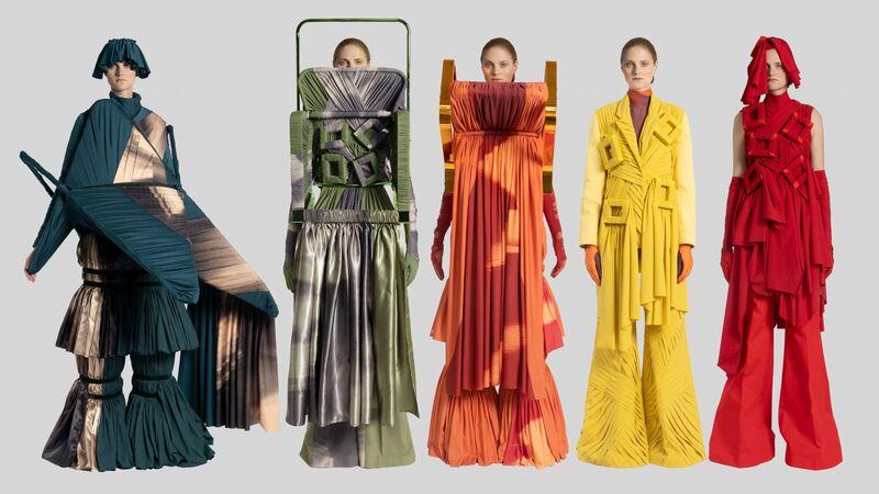 Personal Struggle-Inspired Fashion