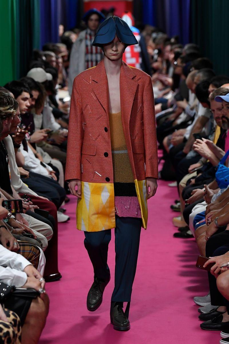 Film-Informed Fashion Runways