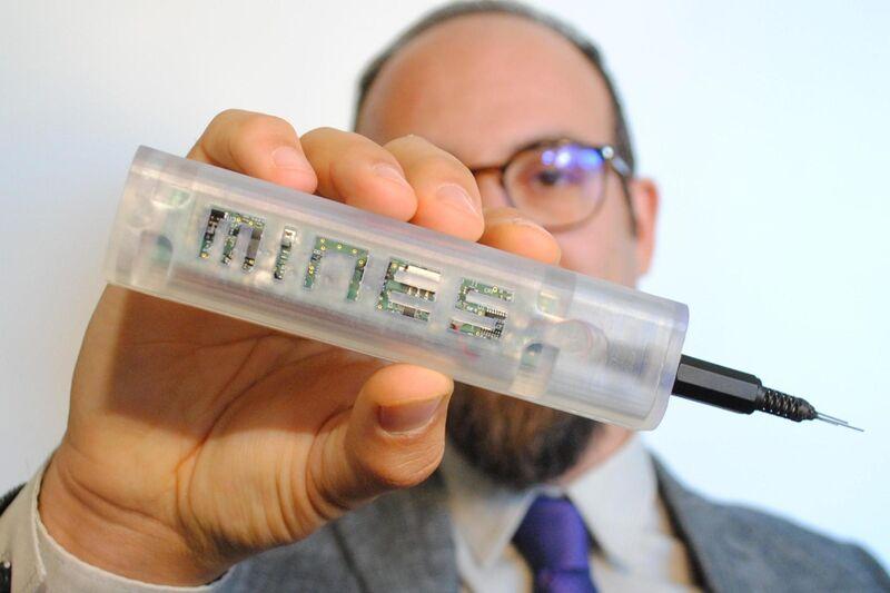 Anesthetic-Monitoring Smart Pens