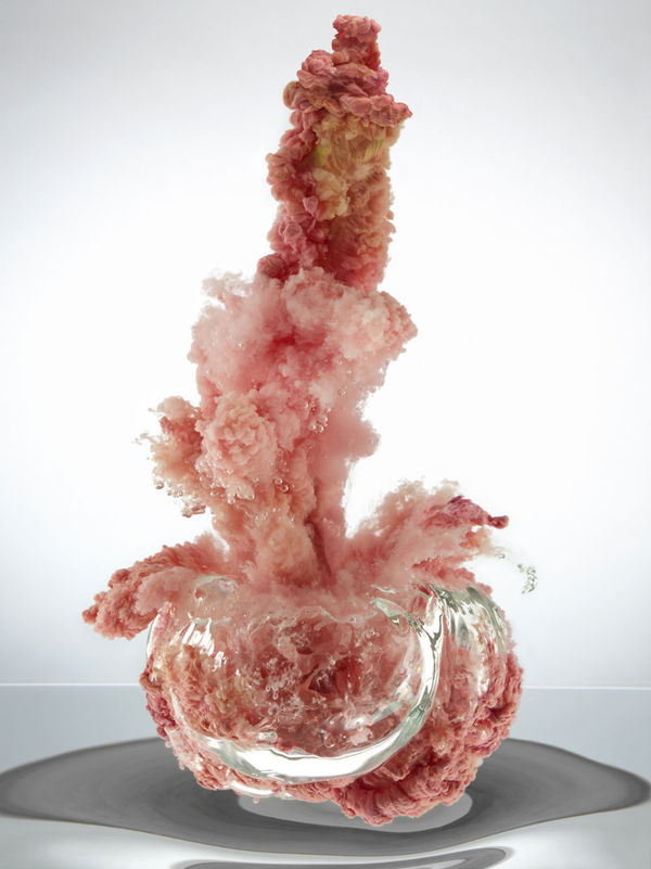 Exploding Paint Photography