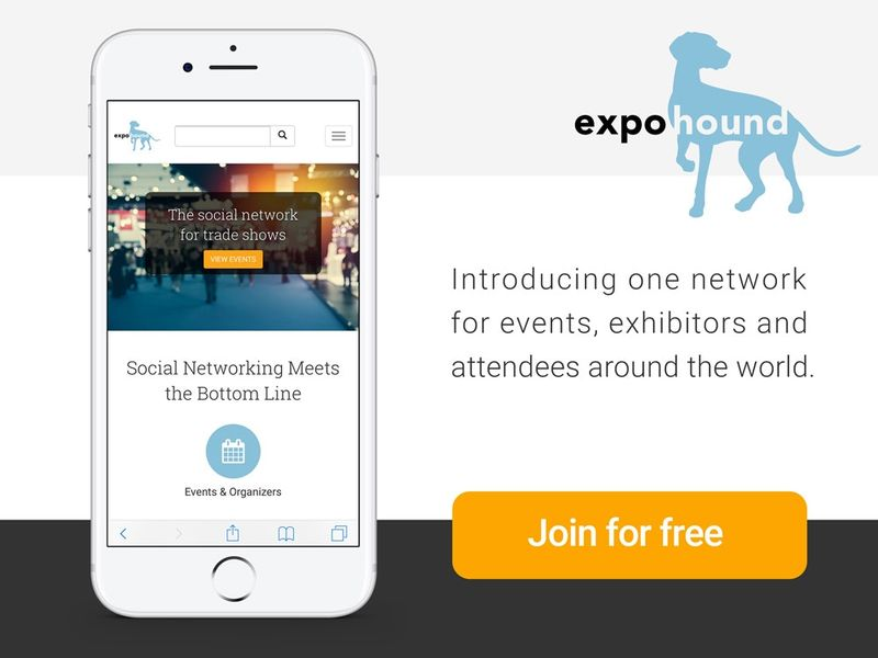 Social Tradeshow Networking Apps