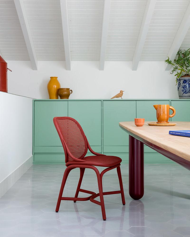 Chromatic Wicker Furniture