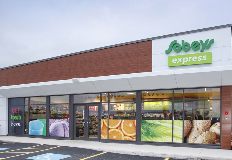 Express Grocery Stores