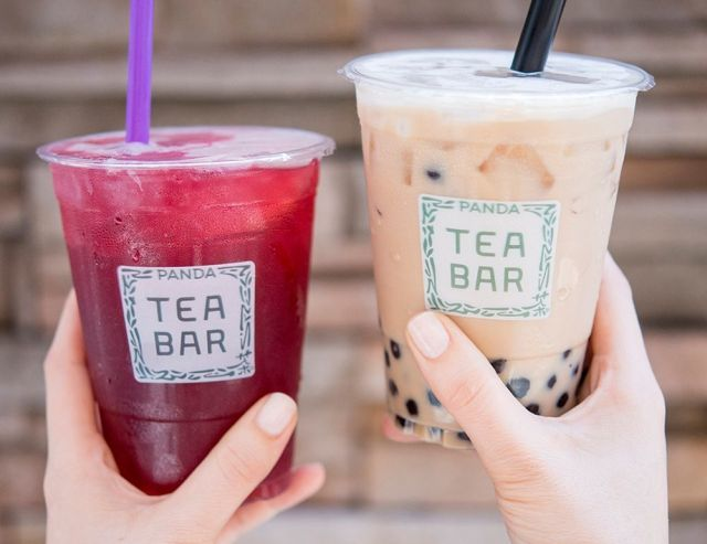 Fast Food Tea Bars