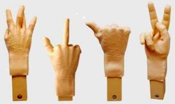 Redneck Road Signs Hitch Hands