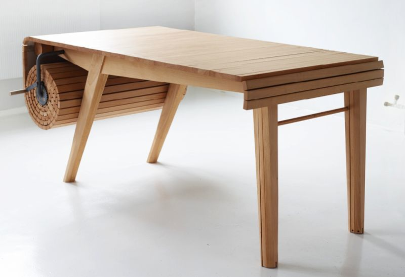 Beech Wood Extension Tables