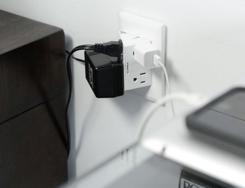 Pop-Out Tapered Outlets