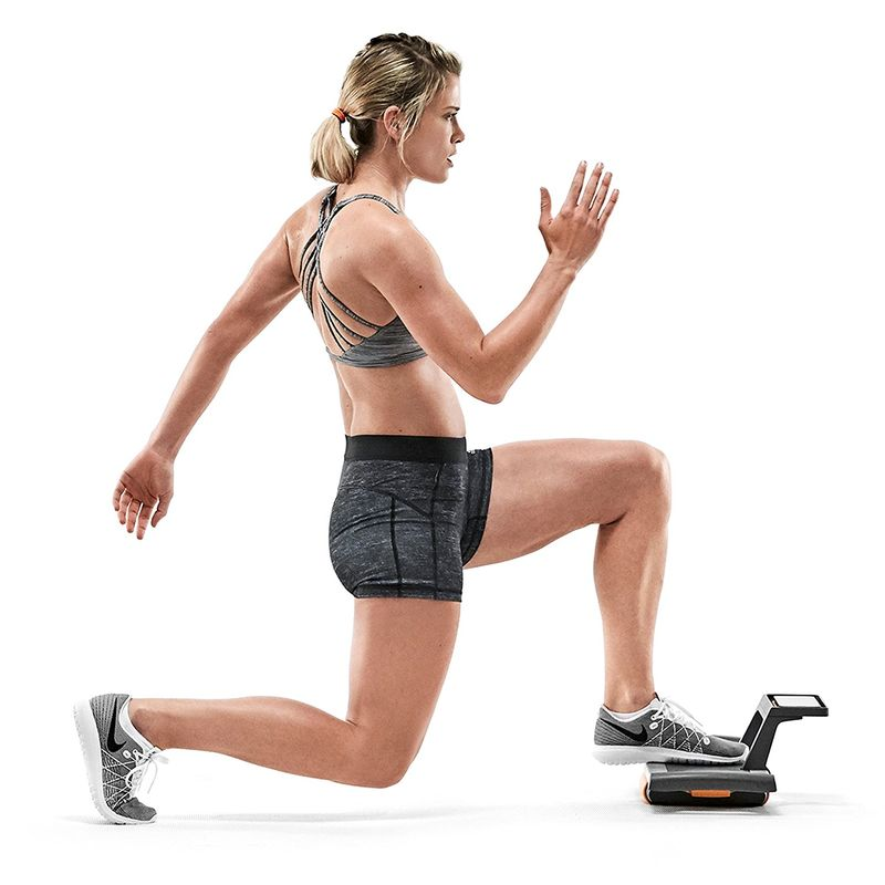 App-Connected Workout Equipment