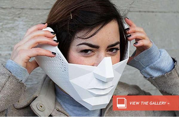 Extra Sensory Perception Masks