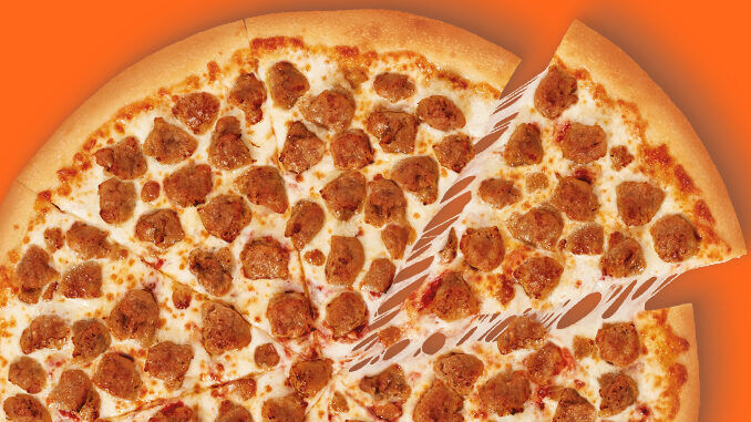 Extreme Italian Sausage Pizzas