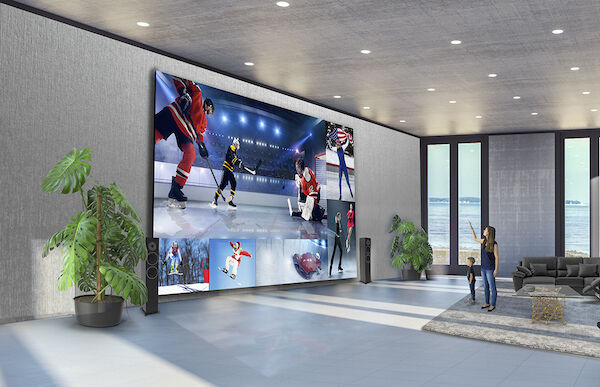 Home Theater Displays