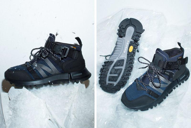 Optimized Hybrid Footwear