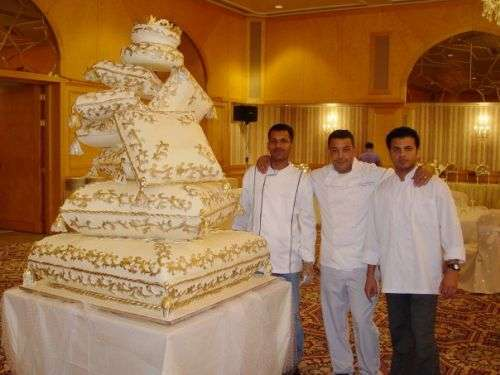Extreme Wedding Cakes