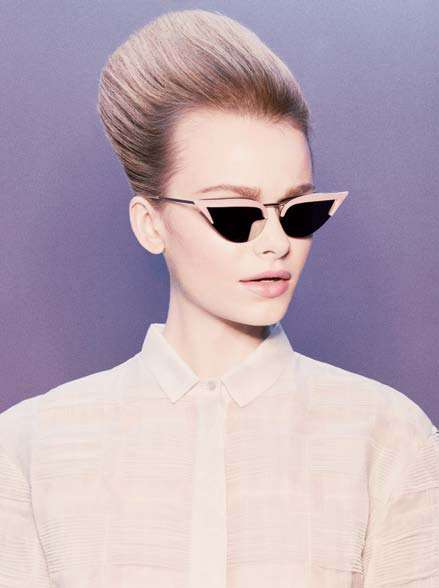 Quirky Cat-Eye Editorials