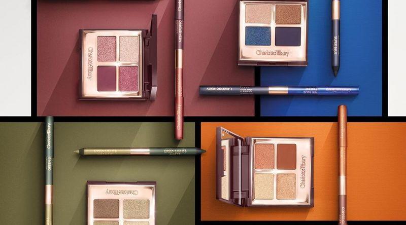 Color-Matched Eye Makeup Sets