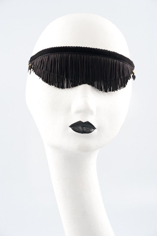 Fringed Eye Masks
