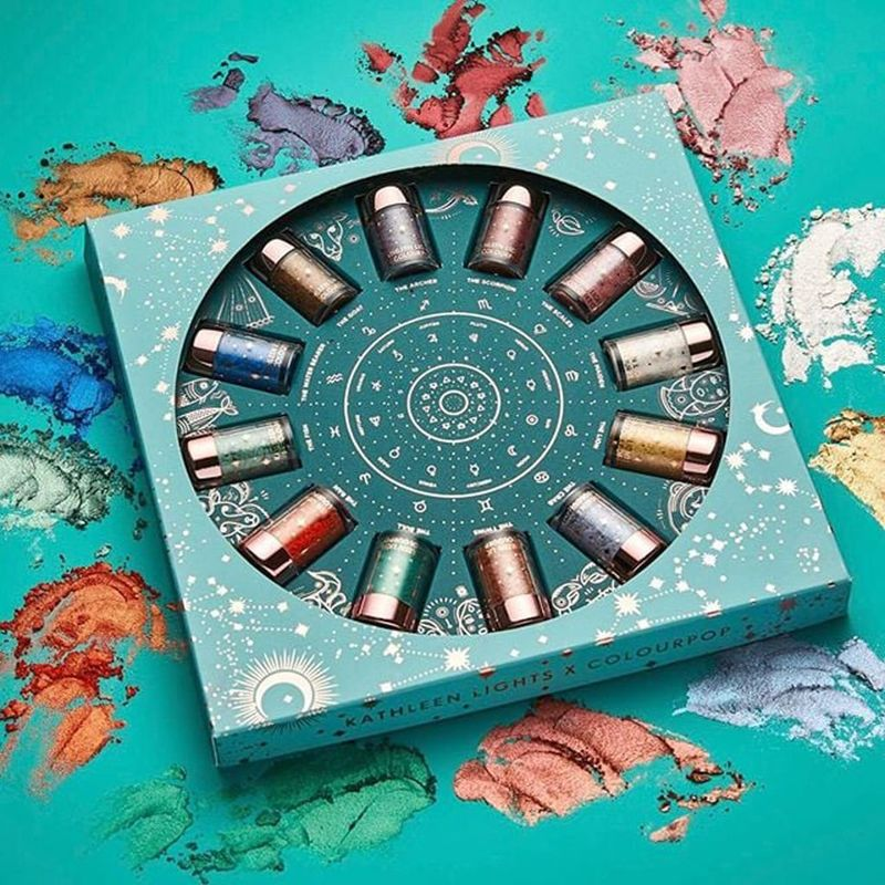 Star Sign-Inspired Eye Pigments