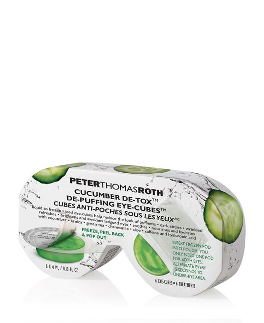 Cucumber-Inspired Eye Treatments