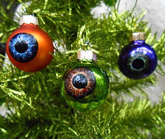 All Watching Eye Decor Eyeball Ornaments