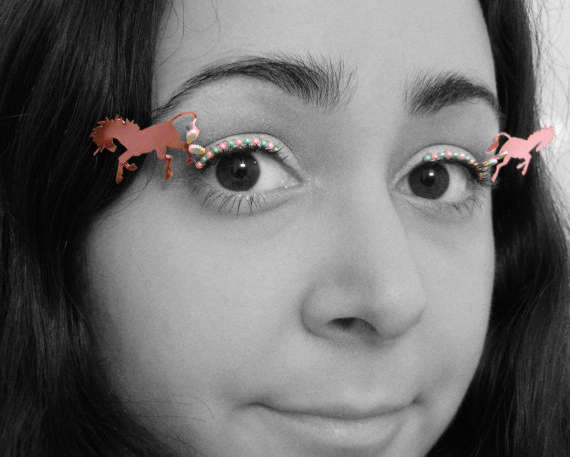 Mythical Eyelash Jewelry