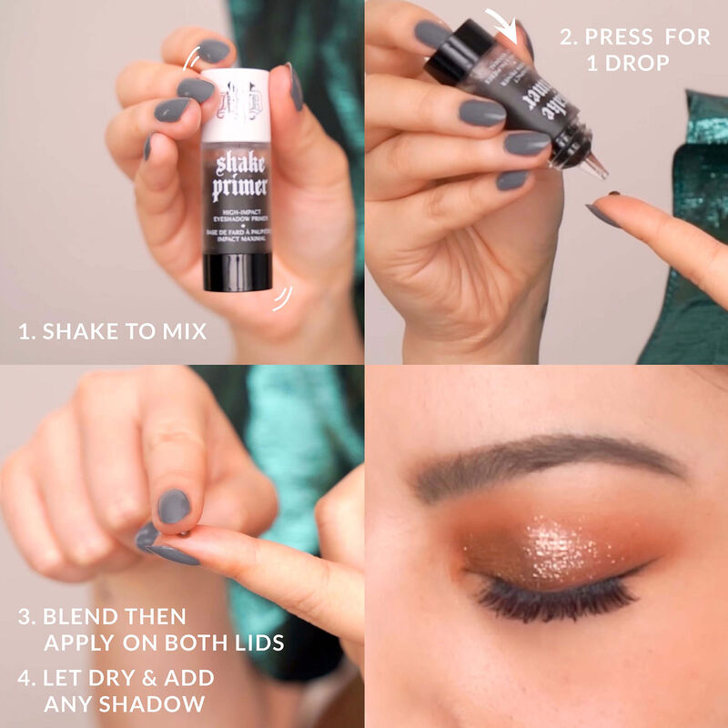 Invisible Eyeshadow Primers