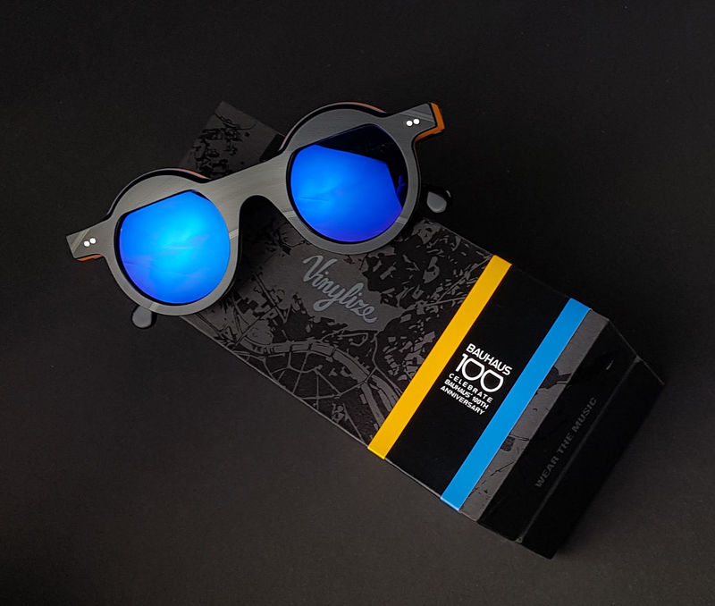 Bauhaus-Inspired Eyewear Designs