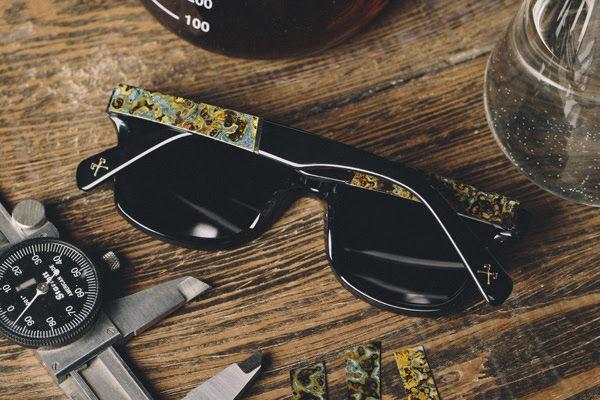 Oxidized Eyewear Frames