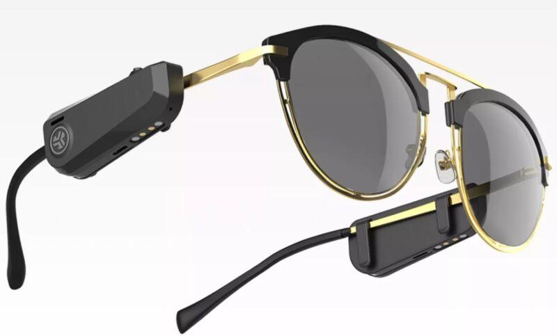 Eyewear-Enhancing Earbuds