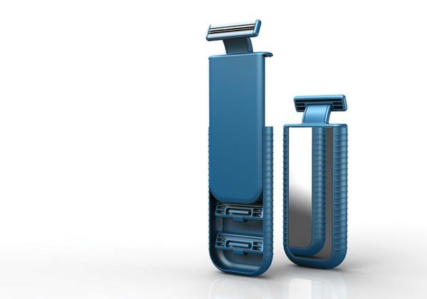Cartridge-Containing Shavers