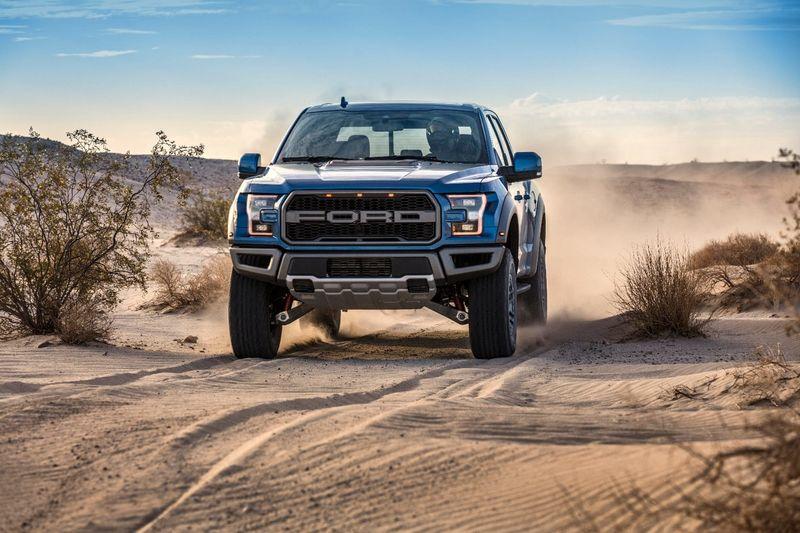 Sporty Adaptive Suspension Trucks